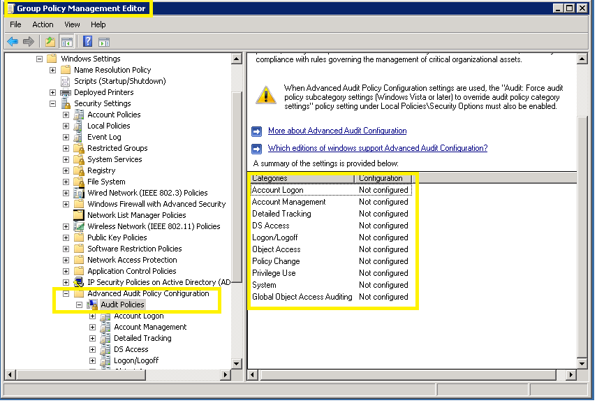 server security policy This step-by-step article describes how to enforce a remote access security policy in a microsoft windows server 2003-based native-mode domain.